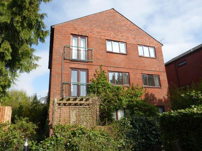 2 Bedrooms Apartment Flat for sale in Campion Court, Old Stevenage, Herts, SG1 3EY