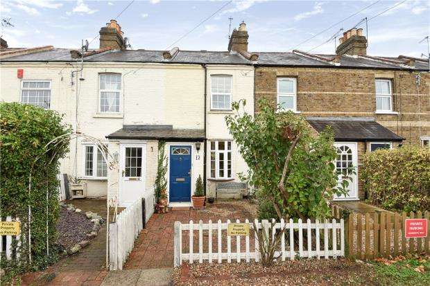2 Bedrooms Terraced House for sale in Church Terrace, Windsor, Berkshire