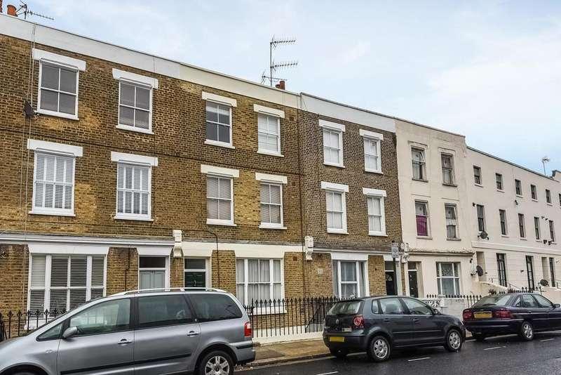 1 Bedroom Flat for sale in Blythe Road, Brook Green