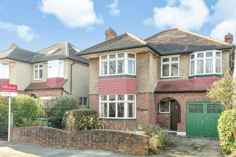 4 Bedrooms Detached House for sale in Liphook Crescent, Forest Hill