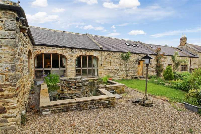 4 Bedrooms Barn Conversion Character Property for sale in Redford, Hamsterley, County Durham