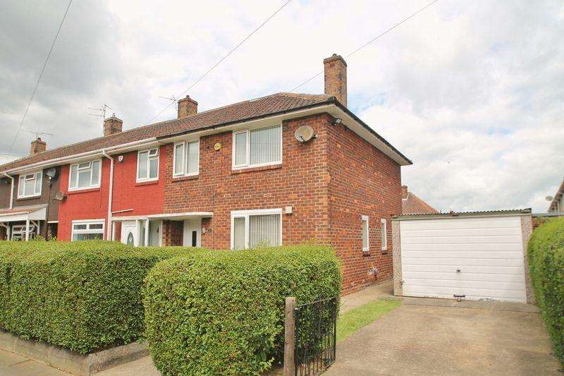 3 Bedrooms Semi Detached House for sale in Rainsford Crescent, Thorntree