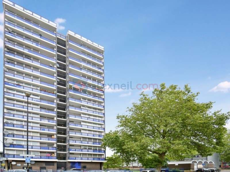 2 Bedrooms Flat for sale in Rotherhithe New Road, Surrey Quays SE16