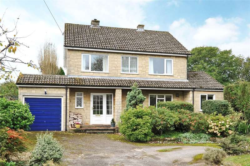 4 Bedrooms Detached House for sale in Nettleton Shrub, Nettleton, Wiltshire, SN14
