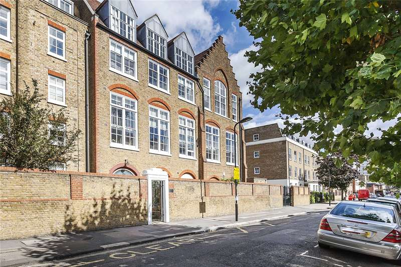 2 Bedrooms Flat for sale in Tottenham Road, London, N1