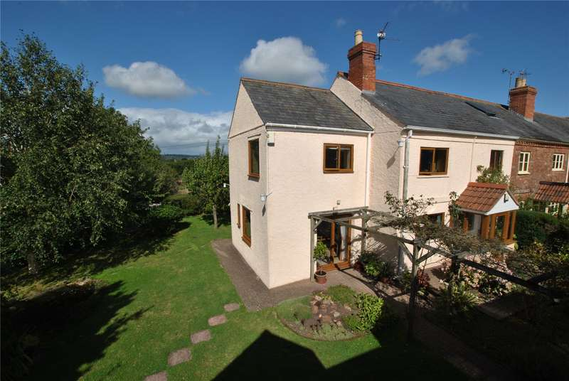 4 Bedrooms House for sale in Roundoak Gardens, Nynehead, Wellington, Somerset, TA21