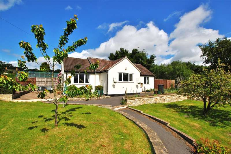 2 Bedrooms Bungalow for sale in Blackwater, Buckland St. Mary, Chard, Somerset, TA20