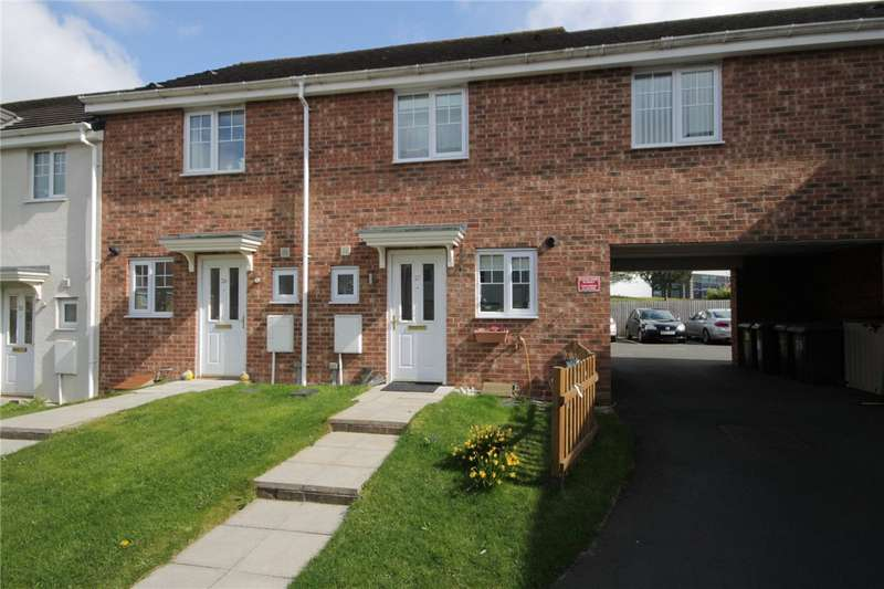 2 Bedrooms Terraced House for sale in The Green, Ponds Court, Consett, DH8