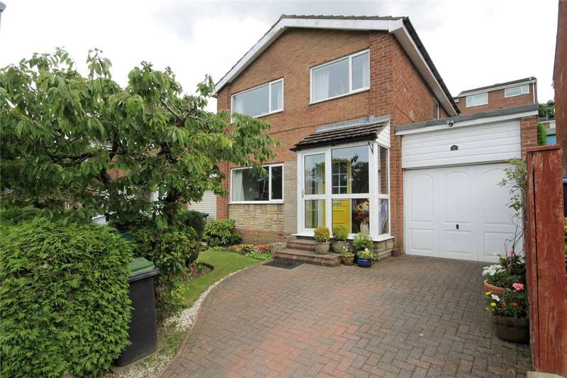 3 Bedrooms Link Detached House for sale in Broadoak Drive, Lanchester, Durham, DH7