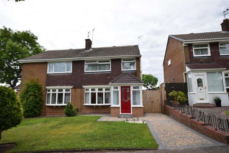 3 Bedrooms Semi Detached House for sale in Langley Road, Sunderland