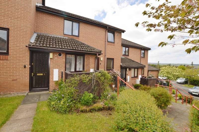 2 Bedrooms Flat for sale in Ladywell, Stocksfield