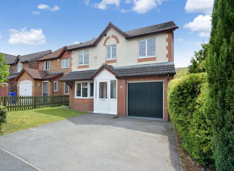 4 Bedrooms Detached House for sale in Freshpool Way, Sharston