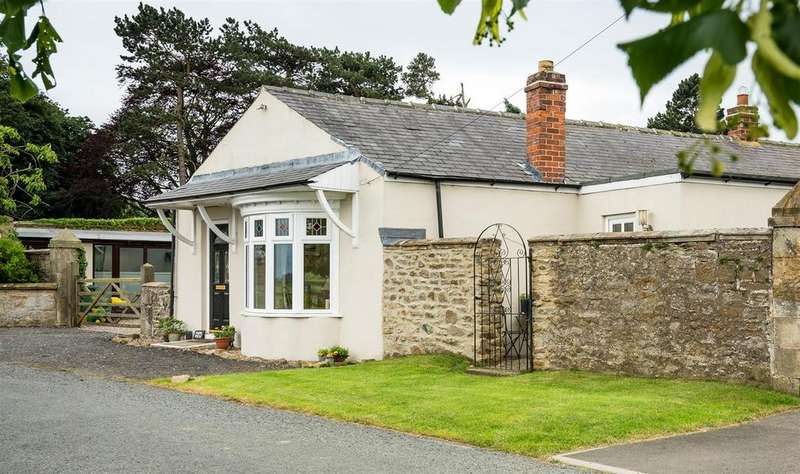 3 Bedrooms Semi Detached Bungalow for sale in Stanwick, Richmond
