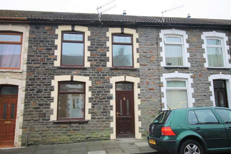 2 Bedrooms Terraced House for sale in Penmaesglas Terrace, Tonypandy