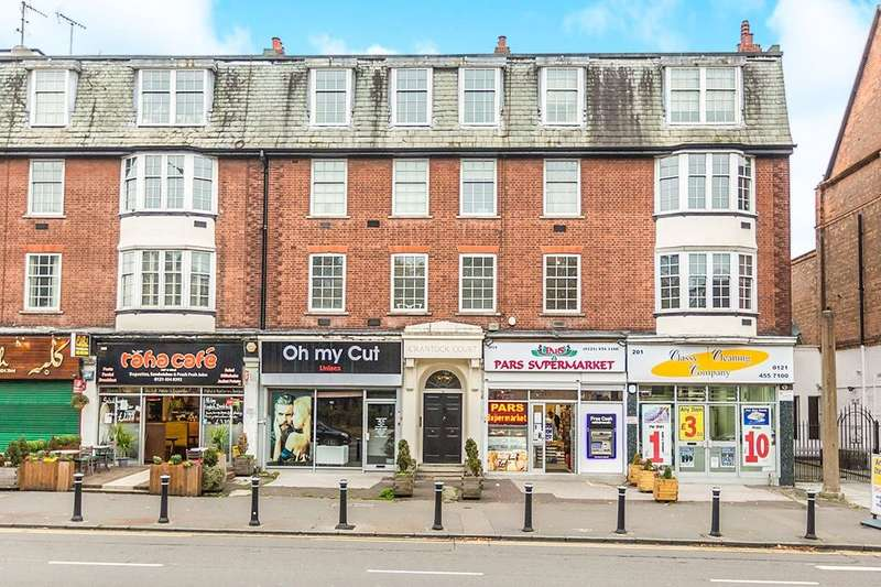 1 Bedroom Flat for sale in Hagley Road, Birmingham, B16