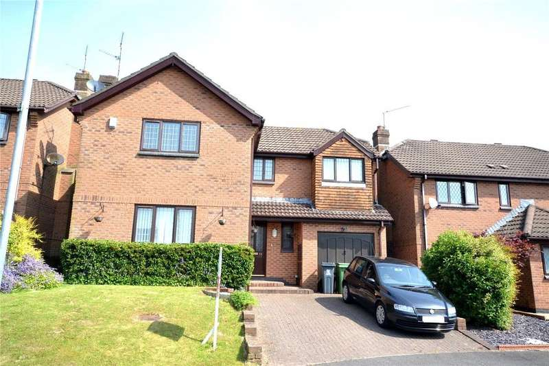 4 Bedrooms Detached House for sale in Cefn Onn Meadows, Lisvane, Cardiff, CF14