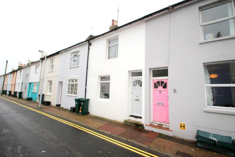 2 Bedrooms Terraced House for rent in Holland Street, Brighton