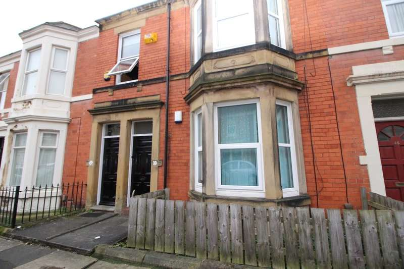 6 Bedrooms Flat for rent in Hazelwood Avenue, Newcastle Upon Tyne, NE2