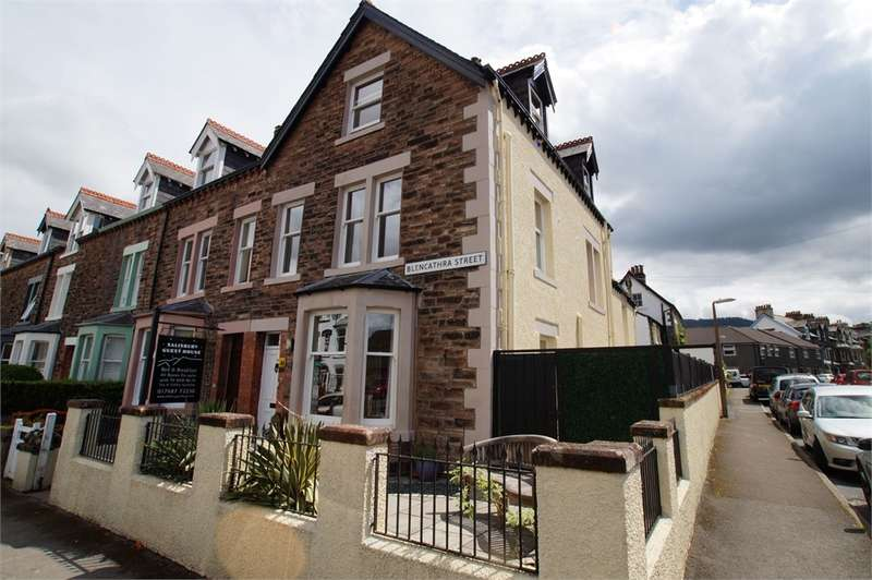 5 Bedrooms Commercial Property for sale in CA12 4HT Salisbury Guest House, 36 Blencathra Street, Keswick, Cumbria