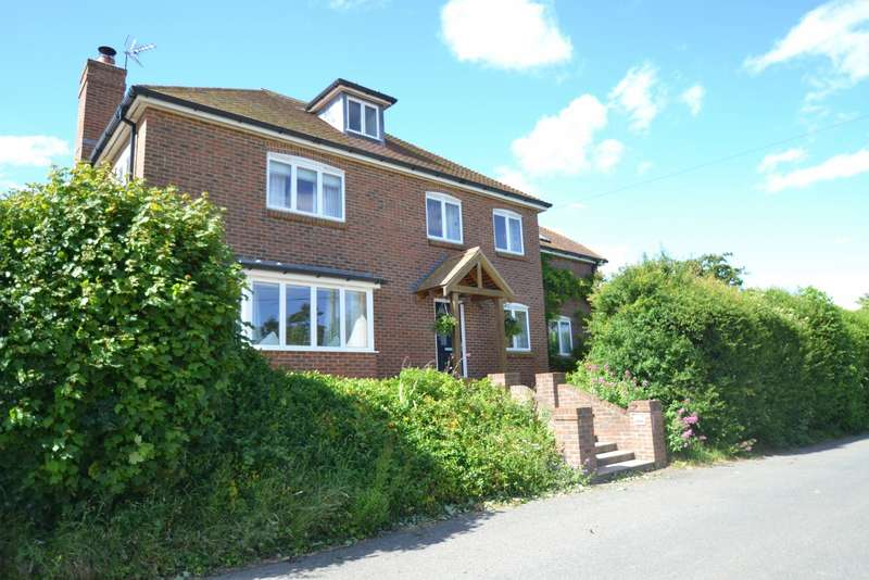 4 Bedrooms Detached House for sale in Tarrant Keyneston