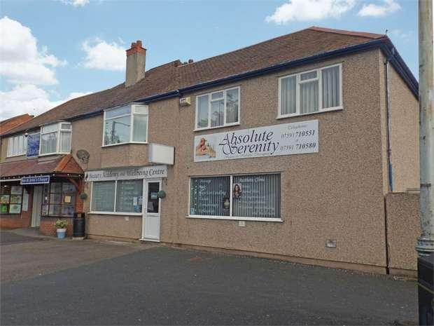 4 Bedrooms Semi Detached House for sale in Grange Road, Rhyl, Denbighshire