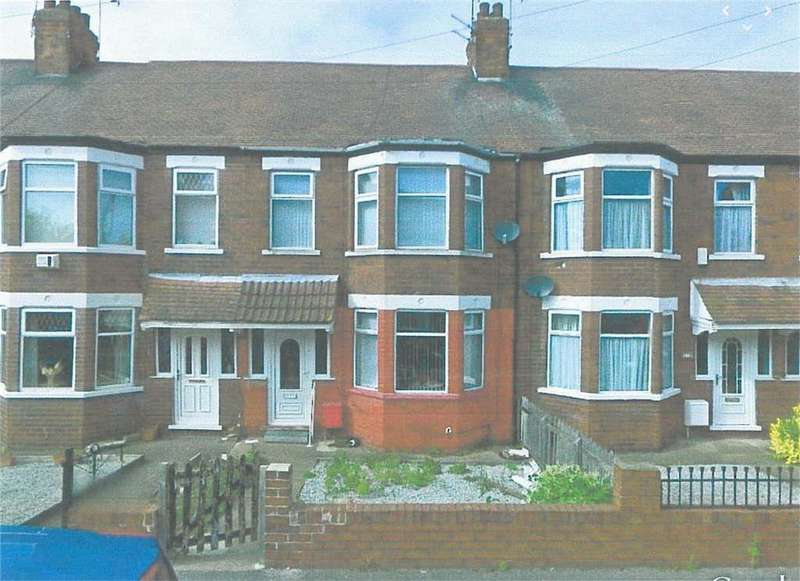 3 Bedrooms Terraced House for sale in Hayburn Avenue, Hull, East Riding of Yorkshire