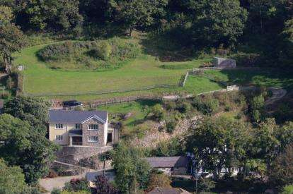 4 Bedrooms Detached House for sale in Rhyd-Y-Foel, Abergele, Conwy, North Wales, LL22