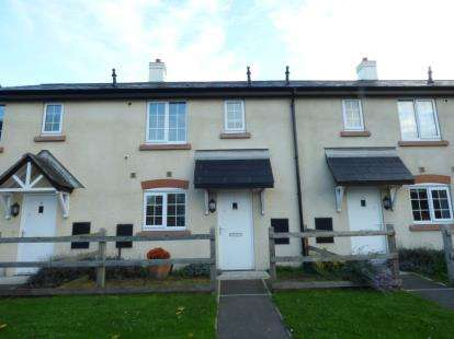 3 Bedrooms Terraced House for sale in Canal Place, Christleton, Chester, Cheshire, CH3