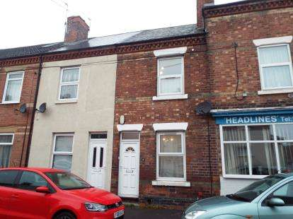 2 Bedrooms Terraced House for sale in Arthur Street, Netherfield, Nottingham