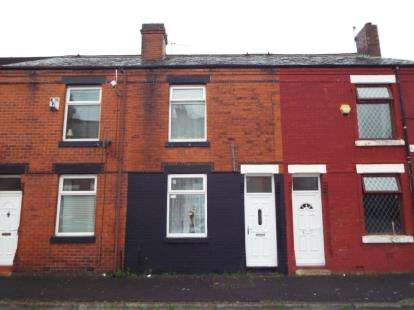 2 Bedrooms Terraced House for sale in Ilford Street, Manchester, Greater Manchester