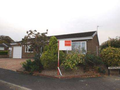 4 Bedrooms Bungalow for sale in Springfields, School Aycliffe, Newton Aycliffe, County Durham