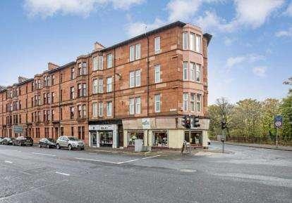 1 Bedroom Flat for sale in Holmlea Road, Glasgow, Lanarkshire