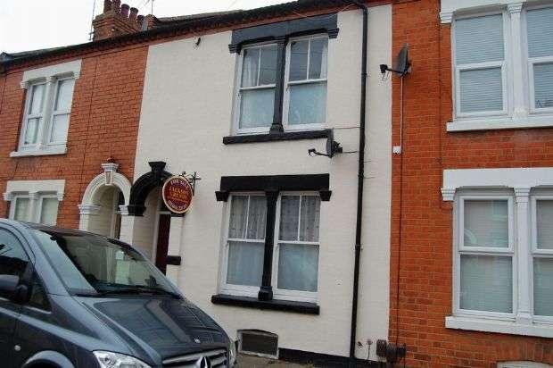 2 Bedrooms Terraced House for sale in Lea Road, Abington, Northampton NN1 4PE