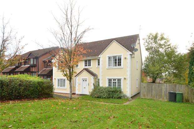 2 Bedrooms Apartment Flat for sale in Royal Close, Basingstoke, Hampshire