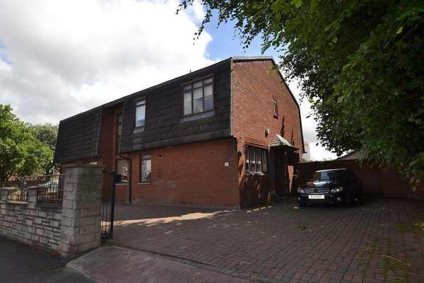 5 Bedrooms Detached House for sale in 129 Colston Road, Bishopbriggs, Glasgow, G64 2BD