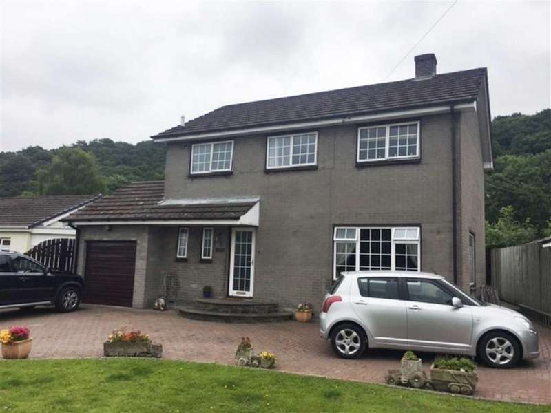 4 Bedrooms Detached House for sale in Dolau, Pentrellyn, Llanilar, Aberystwyth, SY23