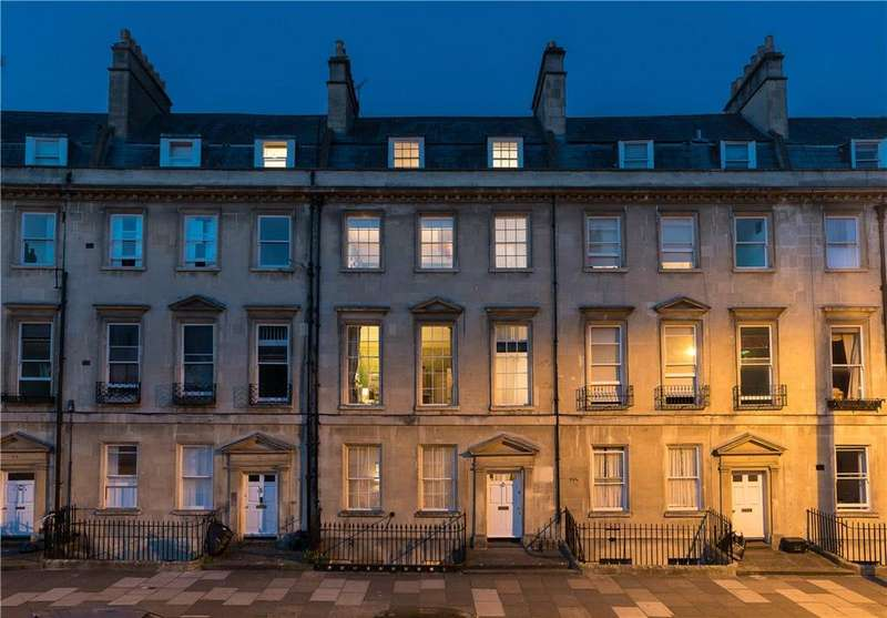 6 Bedrooms Terraced House for sale in Paragon, Bath, Somerset, BA1