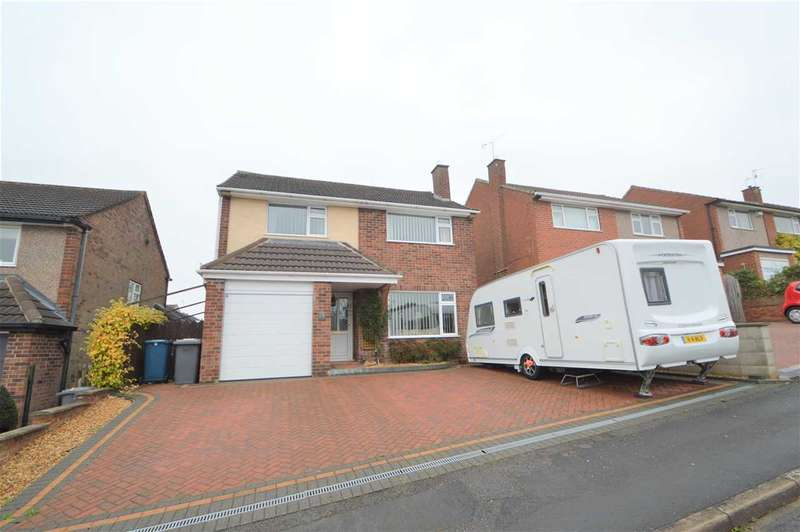 3 Bedrooms Detached House for sale in Meadow Drive, Keyworth, Nottingham
