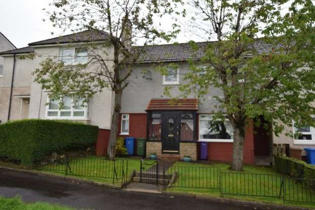 4 Bedrooms Terraced House for sale in Kempsthorn Crescent, Pollok, G53