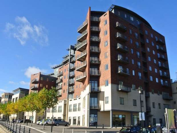 1 Bedroom Flat for sale in St Anns Quay, Newcastle Upon Tyne, Tyne and Wear, UK