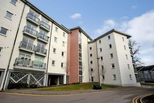 2 Bedrooms Flat for sale in Queens Crescent, Aberdeen