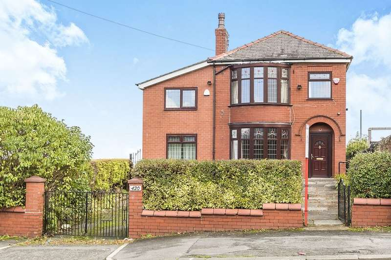 3 Bedrooms Detached House for sale in Wigan Road, Ashton-In-Makerfield, Wigan, WN4