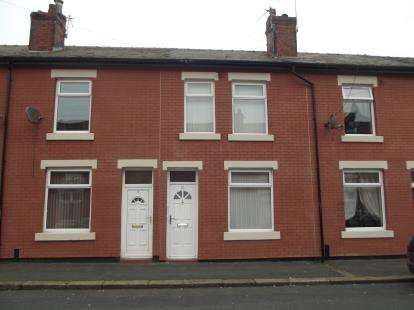 3 Bedrooms Terraced House for sale in Bank Street, Platt Bridge, Wigan, Greater Manchester, WN2