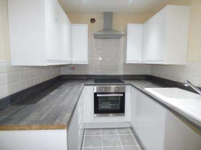 2 Bedrooms Flat for sale in St Peters Churchyard, Derby