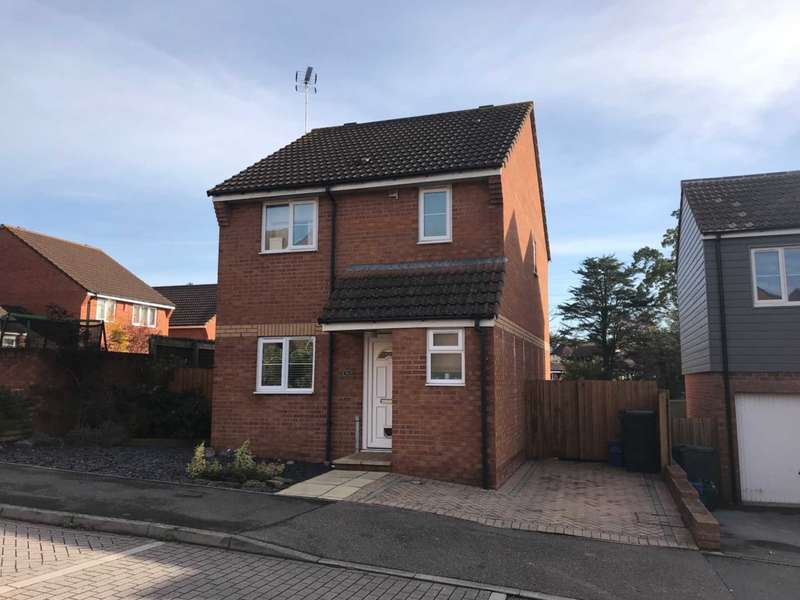 3 Bedrooms Detached House for sale in Byron Way, Exmouth