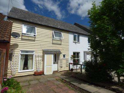 3 Bedrooms Terraced House for sale in Lenthall Close, Bradwell, Milton Keynes, Buckinghamshire