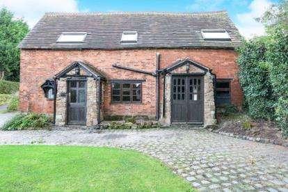 3 Bedrooms Barn Conversion Character Property for sale in Shawbury Lane, Shustoke, Warwickshire, West Midlands