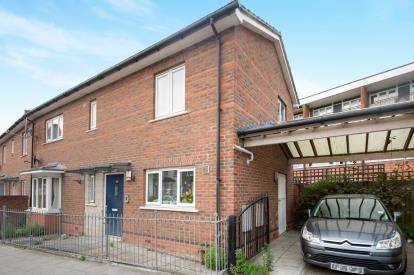2 Bedrooms End Of Terrace House for sale in Leyton, Waltham Forest, London