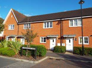 2 Bedrooms Terraced House for sale in Mackintosh Drive, Bognor Regis, West Sussex
