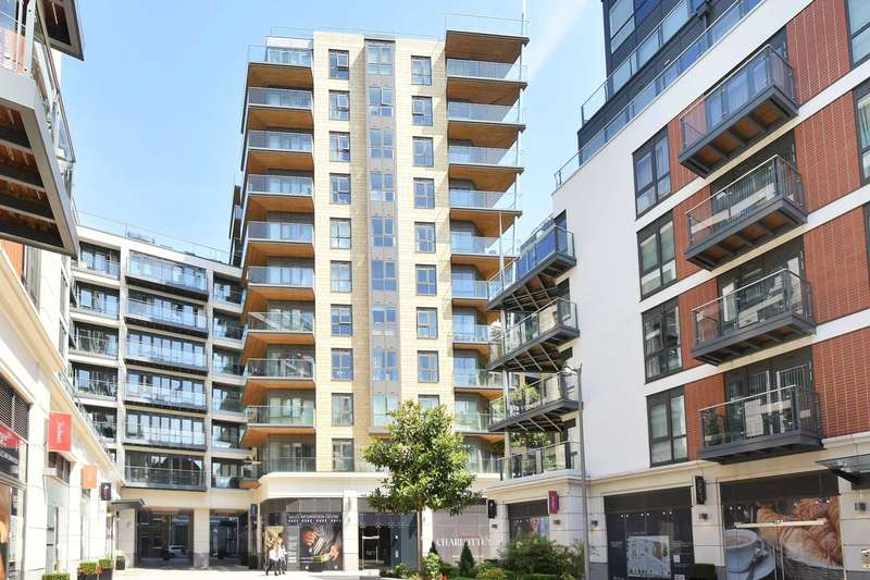 2 Bedrooms Apartment Flat for sale in Vista House, Dickens Yard, Ealing W5